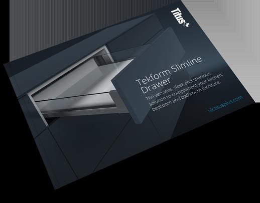Tekform Slimline Drawer Brochure from TitusPlus