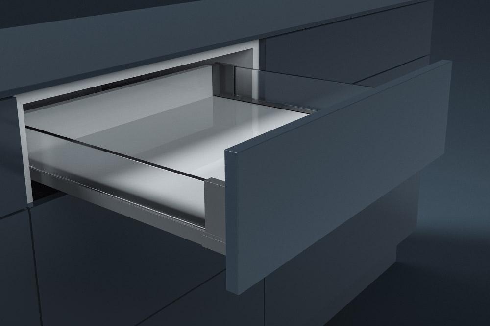 Tekform Slimline Drawer Model