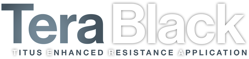 TeraBlack Logo